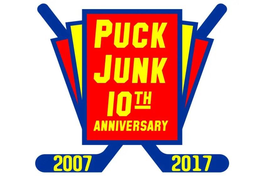 Puck Junk's 10th Anniversary