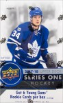 Box Break: 2017-18 Upper Deck Series 1