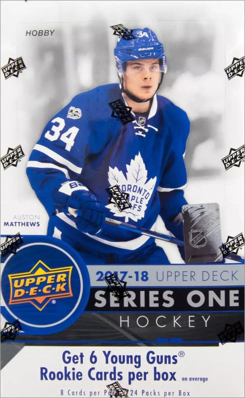 Box Break: 2017-18 Upper Deck Series 1