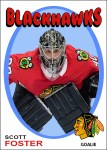 Scott Foster Custom Hockey Cards