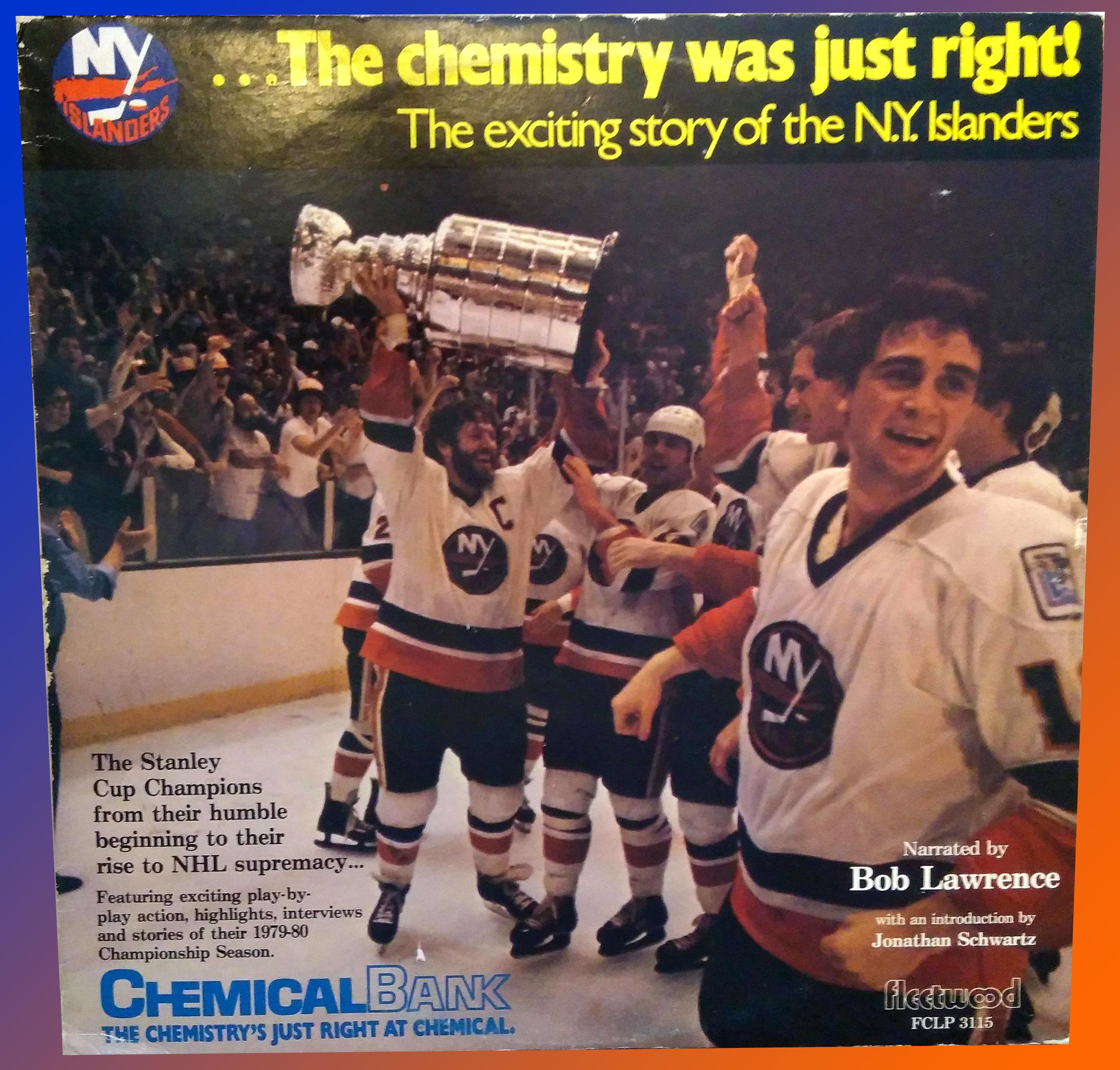 """a86bc60002d The story of the 1979-80 New York Islanders. """""""