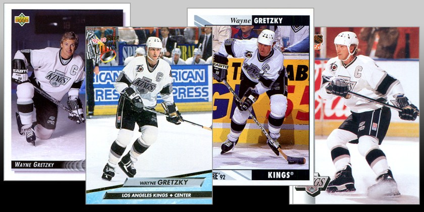Every 1992-93 Hockey Card Set Ranked