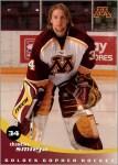 Review: 2002-03 Minnesota Golden Gophers Team Set