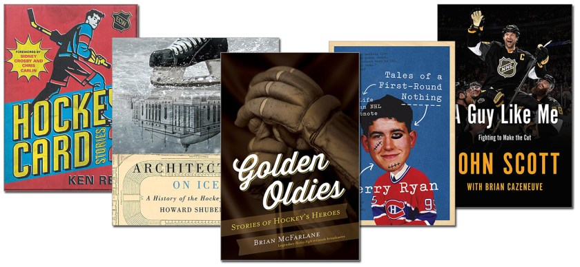 Puck Junk's 2018 Holiday Book Guide