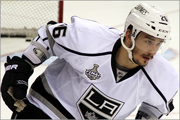 Blake's Takes: Stay Away, Slava Voynov