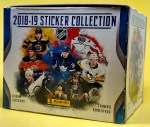 2018-19 Panini NHL Sticker Collection Box Break #2