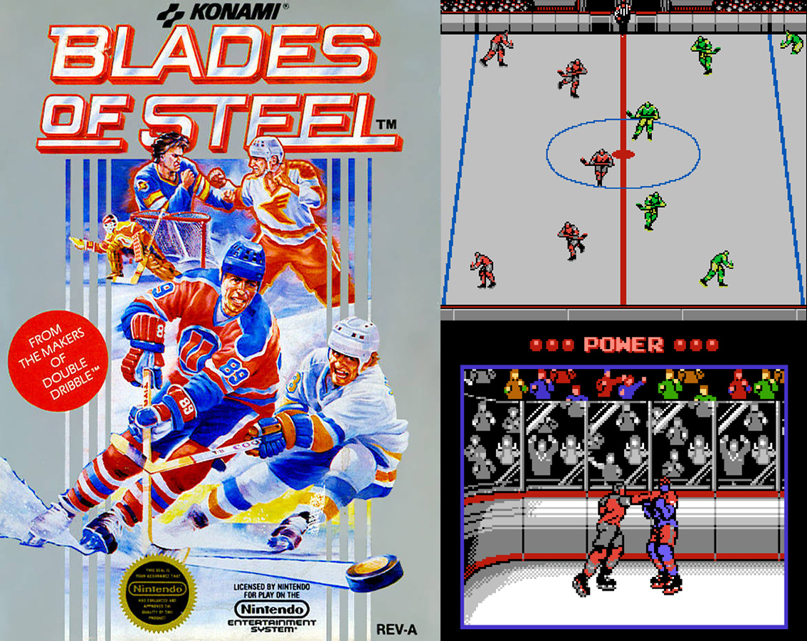 10 Things You Should Know About Blades Of Steel Puck Junk