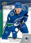 Get Canucks Hockey Cards at Subway