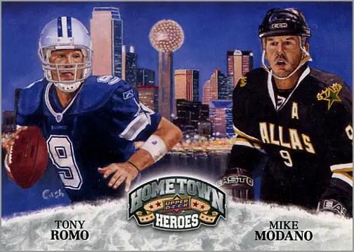 Romo + Modano = Romodano