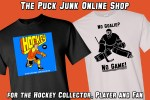 Introducing the Puck Junk Online Shop
