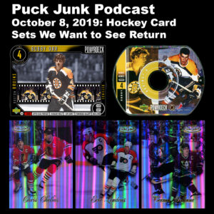 Puck Junk Podcast: October 8, 2019