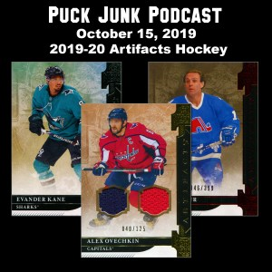 Puck Junk Podcast: October 15, 2019