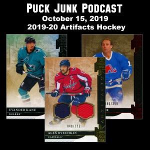 Puck Junk Podcast: October 15, 2019