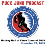 Puck Junk Podcast: November 21, 2019