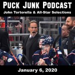 Puck Junk Podcast: January 6, 2020