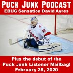 Puck Junk Podcast: February 28, 2020