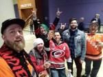 Hockey Road Trip Across the Carolinas