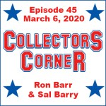 Collectors Corner #45: David Ayres Gets a Card