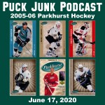 Puck Junk Podcast: June 17, 2020