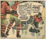 Murder! Revenge! And...Hockey?