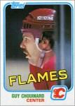 1981-82 Topps Hockey Sell Sheet