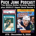 Puck Junk Podcast #76: Dec. 9, 2020