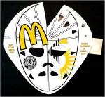 1991 NHL All-Star Game Goalie Mask