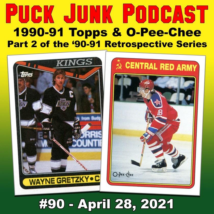 Puck Junk Podcast #90: April 28, 2021