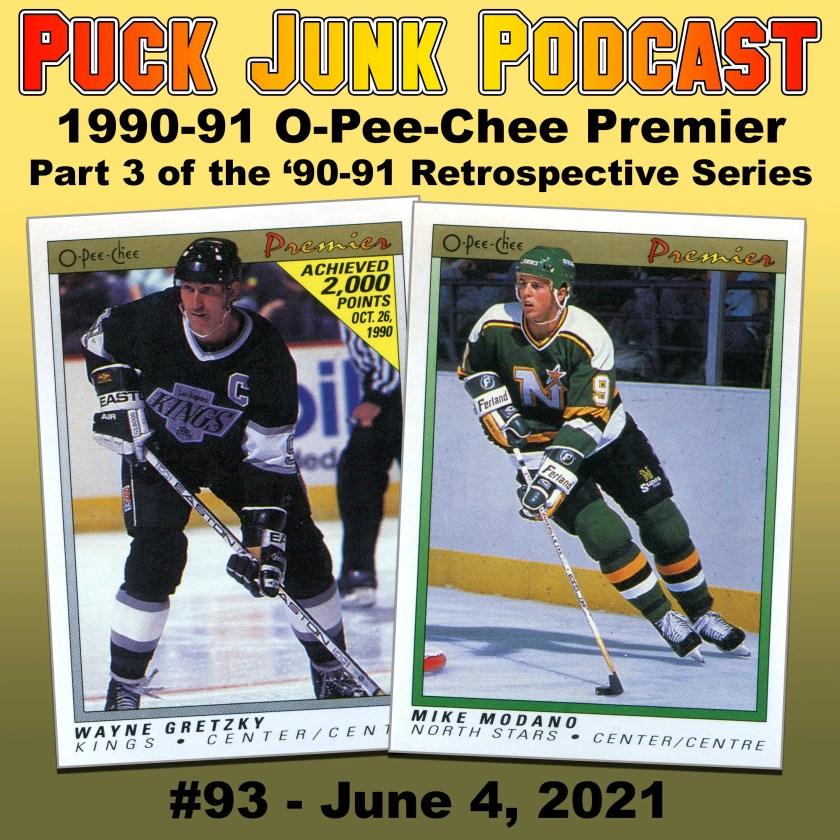 Puck Junk Podcast #93: June 4, 2021