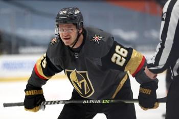 Mattias Janmark is the final piece the Vegas Golden Knights needed