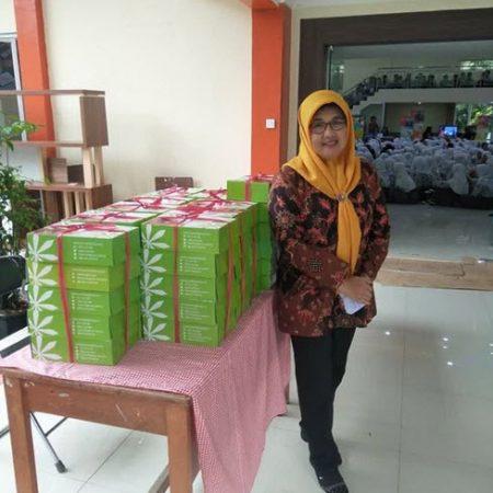 Nasi Box Untuk SMK di Buah Batu