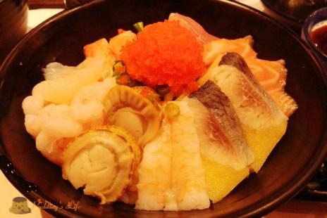 【食記-新竹】均一價日式定食餐廳《定食8》美食街TEISHOKU 8