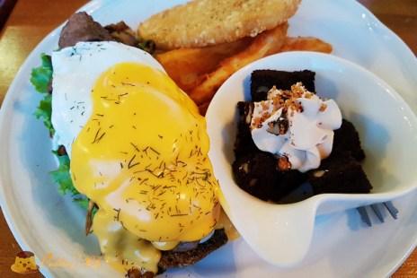 【新竹美食】老宅重造新美式洋食料理《貳樓餐廳》台北來的超人氣早午餐