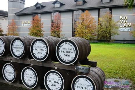 【宜蘭旅遊】員山-葛瑪蘭威士忌觀光工廠《金車威士忌酒莊》伯朗咖啡館