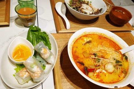 【新竹美食】史坦利牛排姐妹店《金福越式河粉》北大路巷弄裡越南料理簡餐