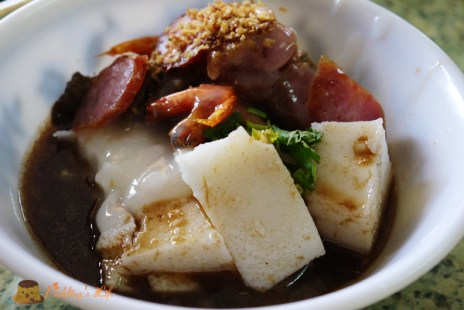 【食記-屏東】東港在地特色小吃《秀英肉粿》別的地方吃不到