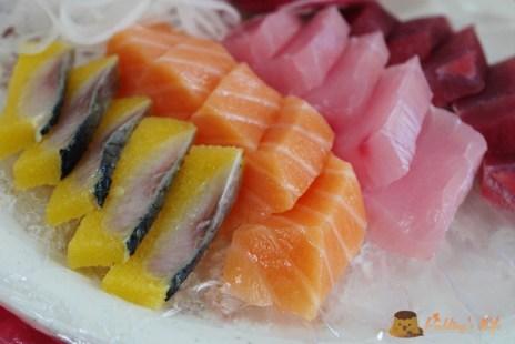 【食記-屏東】恆春後壁湖海鮮餐廳《福哥海產小吃部》墾丁必吃百元生魚片