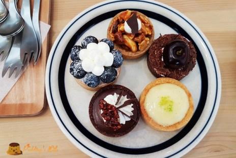 【新竹下午茶】食器x雜貨x甜點一次滿足《預言Prophecy》早午餐/九宮格禮盒/客製化