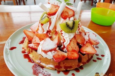 【新竹餐廳】竹北-田園景觀玻璃屋下午茶《喜木咖啡》全新菜單分享