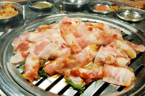 【食記-新竹】文化街韓國料理餐廳《新橋韓式烤肉》韓式大醬湯飯/海鮮煎餅/海鮮豆腐鍋