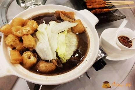 【新竹美食】竹北-南洋料理合菜/聚餐/圓桌/包廂《馬六甲》馬來西亞風味餐廳