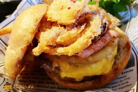 【食記-新北】板橋車站環球購物中心美式早午餐餐廳《N.Y. Bagels Cafe》輕食/貝果/漢堡/三明治