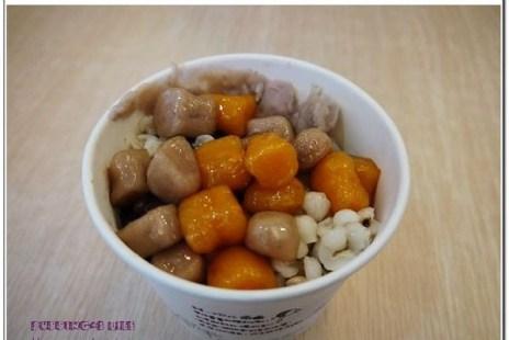 【食記-台中】大坑圓環冰品甜湯《東東芋圓》手路冰專賣