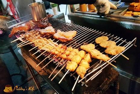 【台南美食】又滷又烤超費工炭香魯味《上好烤魯味》下酒菜/宵夜場