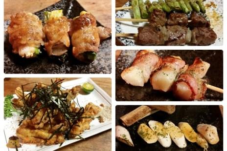 【新竹燒烤店】大同路居酒屋宵夜檔餐廳《私嚐串燒》烤物/炸物/啤酒