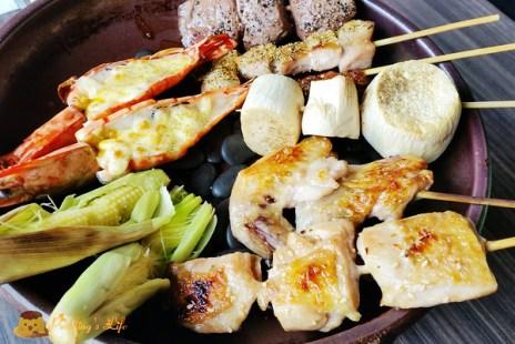 【食記-新竹】竹北日本料理餐廳《Toro賞 和食》串燒居酒屋/日式包廂/和風丼飯
