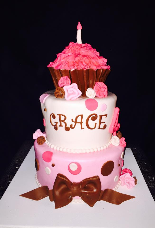 Babys 1st Birthday Cakes Puddins Cake Corner