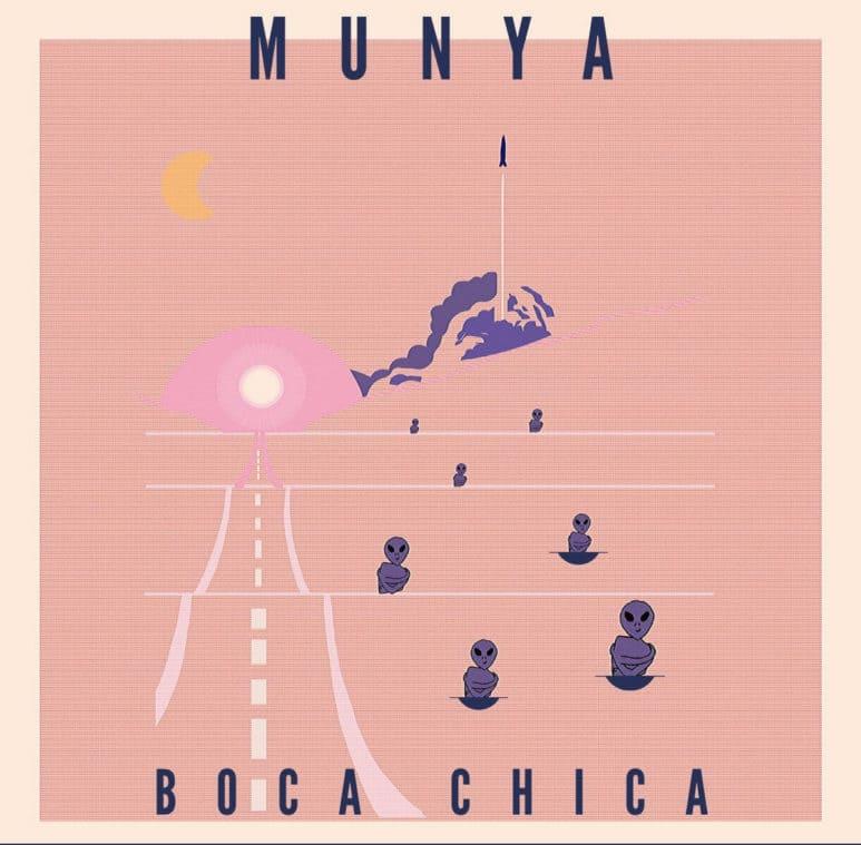 Album art for MUNYA - Boca Chica