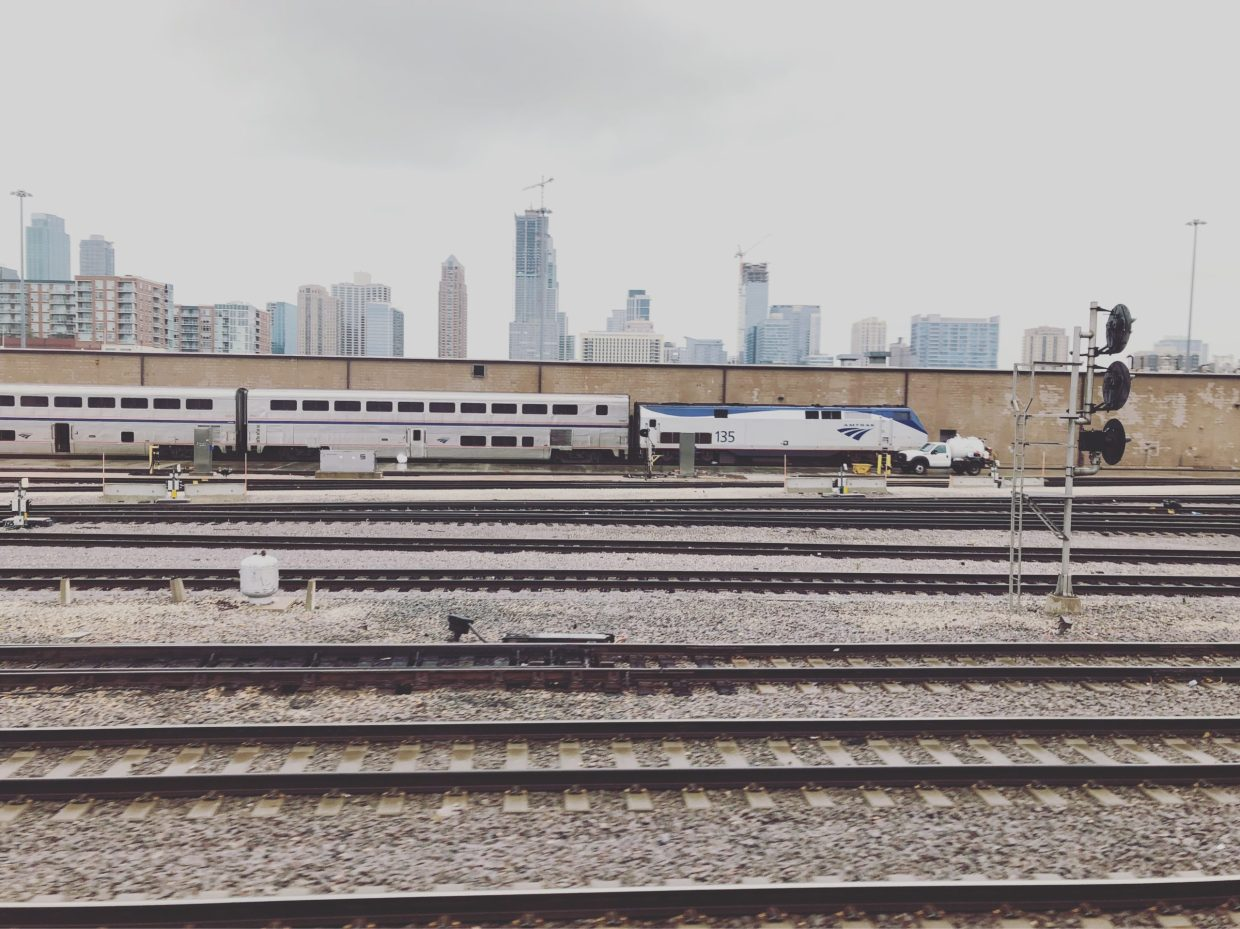 Amtrak in Chicago
