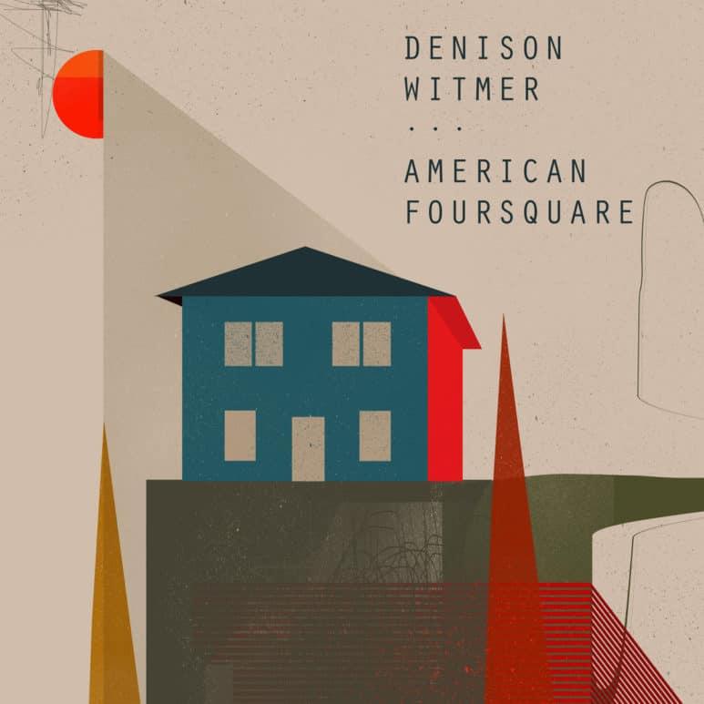 Denison Witmer - American Foursquare